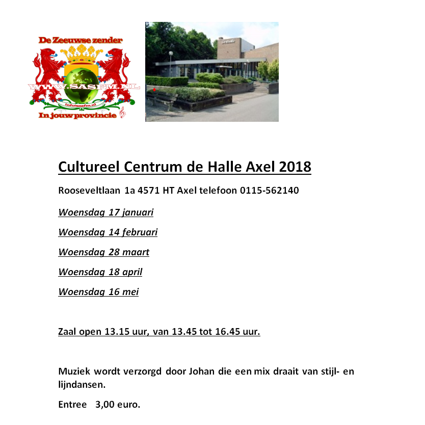 Halle Axel-